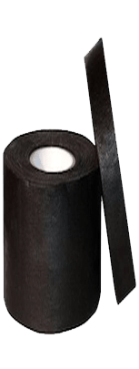 Black Cotton Adhesive Tape